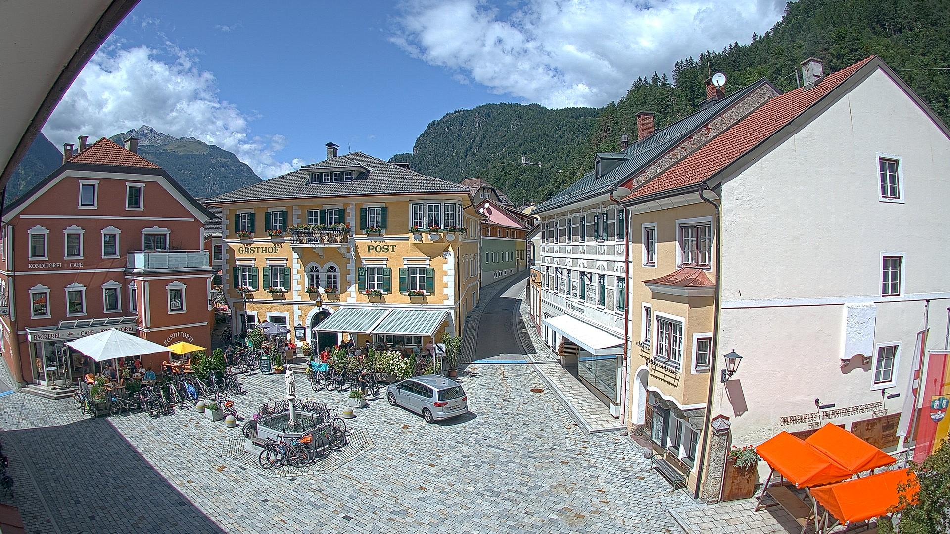 Marktgemeinde Oberdrauburg / Oberdrauburg / Österreich